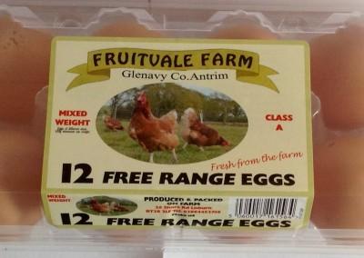 12 Egg Mixed Weight Box